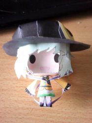 Koishi Papercraft :) by Merengil