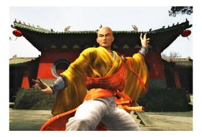Shaolin Monk Lei Fei by xHarajukuxHomocidex