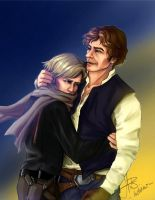 Luke and Han by lostview