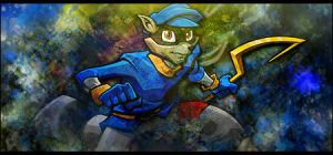 Sly Cooper by Shadzx2