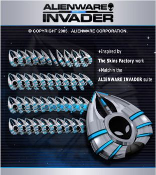 Alienware Invader by JJ-Ying