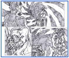 NAKED MAN AT THE END OF TIME - Page 22 Pencils by KurtBelcher1