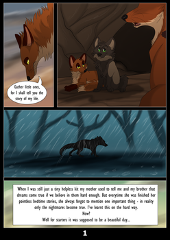 When heaven becomes HELL - Page 1 by MonaHyena