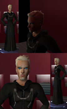 Luxord- TS2 Style by Kar-jinDragonGoddess