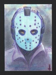 18.4.12 Friday The 13th Jason Nintendo by turtlespopart