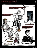 Darklings - Issue 1, Page 18 by RavynSoul