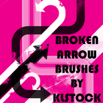 Arrow Brushes by KLStock