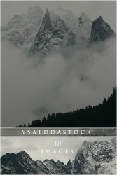 Mountains pack 5 by YsaeddaStock