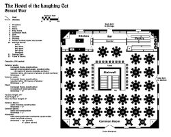 Laughing Cat -- Ground Floor by TeamGirl-Differel