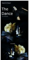 Zack and Cloud - The Dance I by Miarath