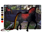 Chernobyl-Equines|Import A23 RECLAIMED by CherryBlossomEstates
