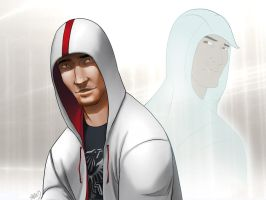 AC: Desmond and Altair by Luzerrante