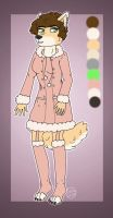 Adopt Female furry-Closed by Pinkwolfly