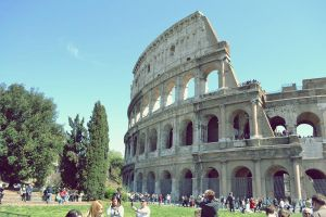 Colosseum. by AleksandraHope
