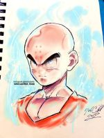 Ultra instiinct-krillin plus video by Mark-Clark-II