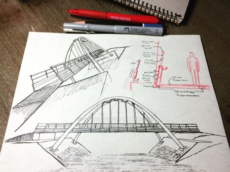 Bridge Construction detailing by galibmde