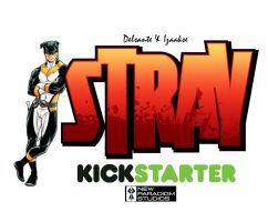 Stray now on Kickstarter by sean-izaakse
