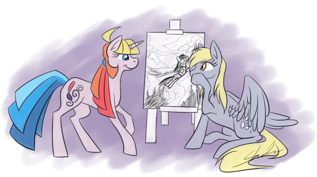 Planning Stages by otakugal15