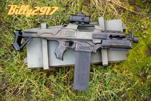 halo battle rifle by billy2917