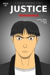 Justice: Vengeance #2 2nd Alt Comic Book Cover by DTrinidad