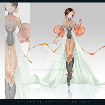 (CLOSED) Adoptable Outfit Auction 238 by JawitReen