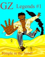 GZL Legends 1 cover by GalaxyZento