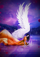 Angel on Water by Abyss-of-Crazy