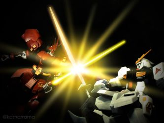 UC Rival CLASH! by MisterExe