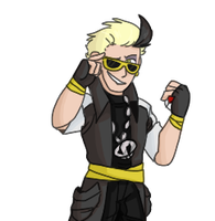 what if colress was in team skull by pokeytard