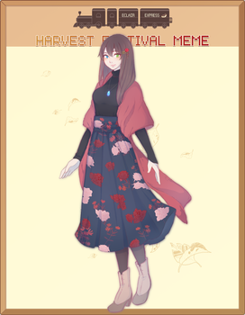 EE: Harvest Outfit by cytes