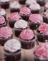 Cupcakes by sottises