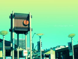 JapanTown by coralstone