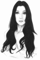 cher by subhankar-biswas