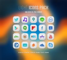 Light Icons Pack by Martz90