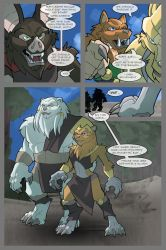 VARULV Issue 5 - Page 7 by dawnbest