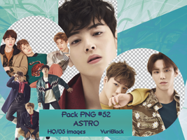 Pack PNG #52 - ASTRO |04| by YuriBlack