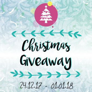 Christmas Giveaway 2017 by Greencherryplum