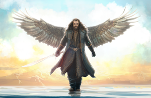 Thorin Oakenshield by SeraphimCrystal