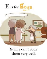 MGS - E is for Eggs by FerioWind