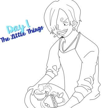 Day 1: The Little Things by PrincessPokemon