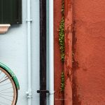 little composition for bicycle and downpipes by bluePartout