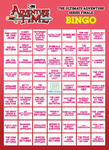 Adventure Time Series Finale Bingo (UNOFFICIAL) by Broxome