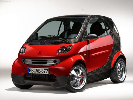 sweet smart fortwo by tonyaxe