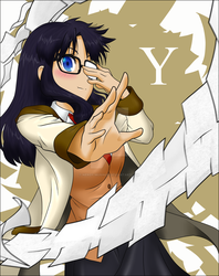 Y is for Yomiko Readman by Nerdy-Musings