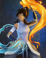 AT: Korra by jyzx