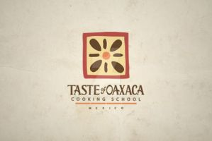 Taste of Oaxaca Logo Design by Dragonis0