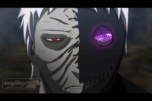 Black Zetsu Takes Obito - Naruto Chapter 657 by theSheepNinja