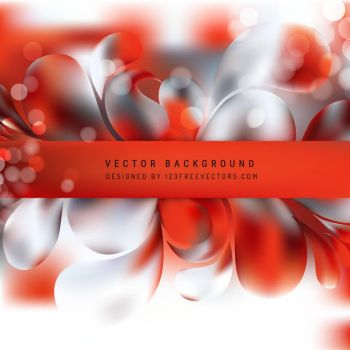 Red White Background Free Vector by 123freevectors