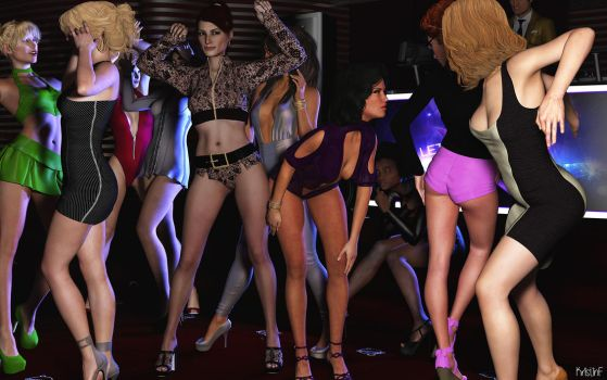 Art of Clubbing by KristinF