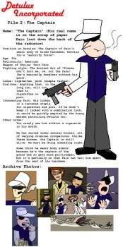 Detulux Profile 02 - Captain by The-Russian-Gestapo